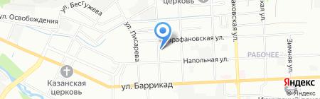 БЕЛШИНА на карте Иркутска