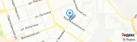 Новый на карте Иркутска