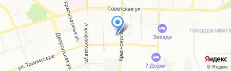 ZOOПРОФИ на карте Иркутска