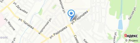 АБ Спецмашины на карте Иркутска