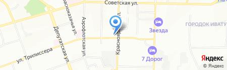Фруктовый мир на карте Иркутска