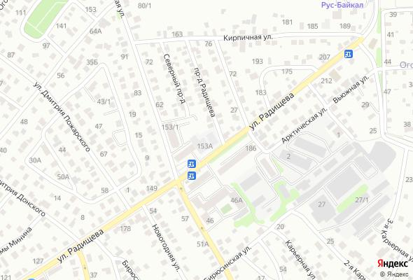 купить квартиру в ЖК по улице Радищева, 153А/1
