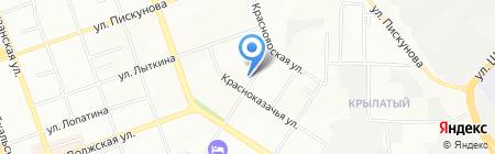 Мастерская Красивых Вещей на карте Иркутска
