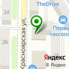 Местоположение компании СибЭлектроКомплекс