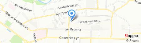 Японский информационный центр на карте Иркутска