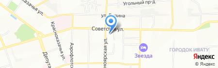 Строительная Техника и Транспорт на карте Иркутска