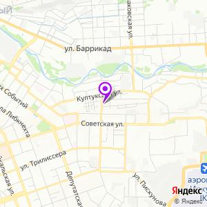 Центр компьютерной томографии на Красноярской на карте