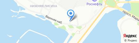 СитиСтрой на карте Иркутска