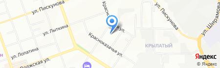 АкваМир на карте Иркутска