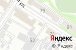 Схема проезда до компании Спринт в Иркутске