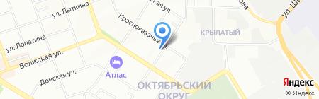 Трикотаж для всей семьи на карте Иркутска