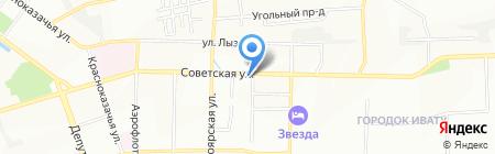 Семейный очаг на карте Иркутска