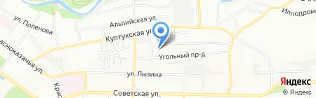 Автоматизация ворот на карте Иркутска