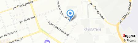ЮрДикт на карте Иркутска