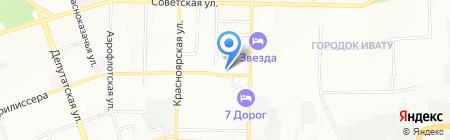 Mr Flowers на карте Иркутска