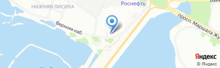БайкалСтрой на карте Иркутска