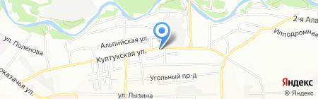 Технотелеком на карте Иркутска