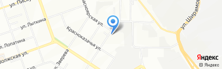 Гудвилл на карте Иркутска