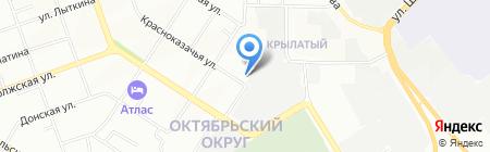 Айком Консалт на карте Иркутска
