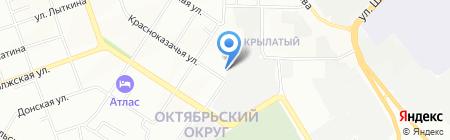 ИТ-проффи на карте Иркутска
