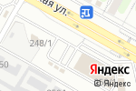 Схема проезда до компании Акзо Нобель в Иркутске