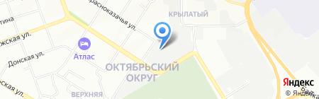 АБРО-Тех на карте Иркутска