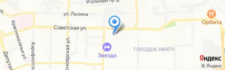 Неодимовые.рф на карте Иркутска