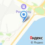 Всероссийское Общество Автомобилистов на карте Иркутска