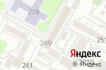 Схема проезда до компании Guitar 38 в Иркутске