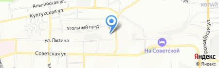 ТехноПолимер на карте Иркутска