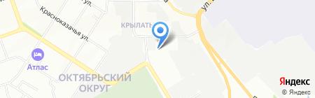 SOLO Agency на карте Иркутска