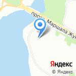Центр образования №47 на карте Иркутска