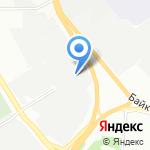МонтажКомплект на карте Иркутска