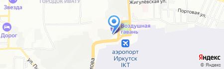 ГидроТехникс на карте Иркутска