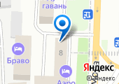 Аэро Отель на карте