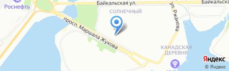 Новый стандарт на карте Иркутска