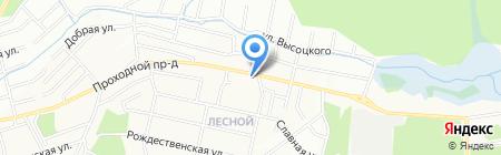 Махеев на карте Иркутска