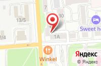 Схема проезда до компании Творческое Объединение «Оберег» в Иркутске