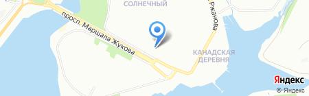МедРесурс-М на карте Иркутска