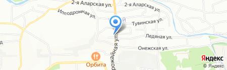 Fildavto на карте Иркутска