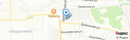 Сумитек Интернейшнл на карте Иркутска