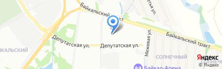 Все куклы на карте Иркутска