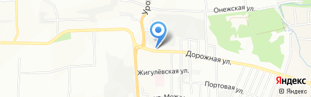 Восточно-Сибирская Кадастровая Компания на карте Иркутска