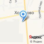 Салон цветов на карте Хомутово