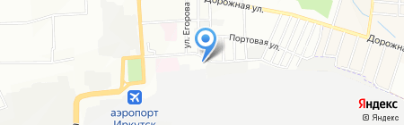 ДокаОпт на карте Иркутска