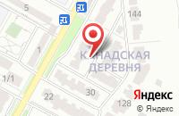 Схема проезда до компании Рс Проджект в Иркутске