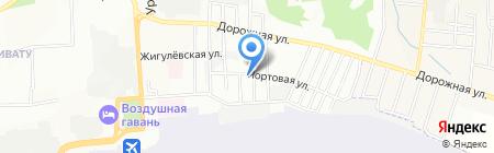 НИП на карте Иркутска