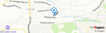 ТехЛегион на карте Иркутска