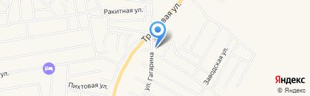 БайкСтрой на карте Хомутово