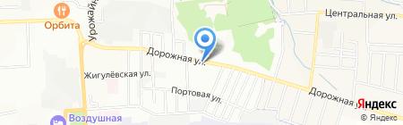 Cars на карте Иркутска
